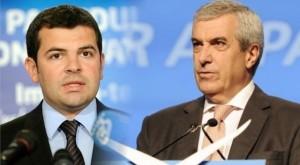 Calin Popescu Tariceanu a fuzionat cu PC