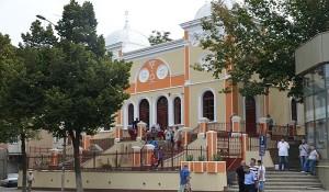 Templul Israelit din Tulcea si-a deschis portile pentru vizitatori