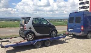 Transport de persoane si colete Germania