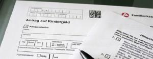 Dosarul pentru alocatia copiilor in Germania