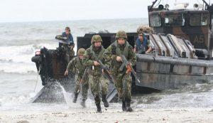 78 de ani de existenta a infanteriei marine