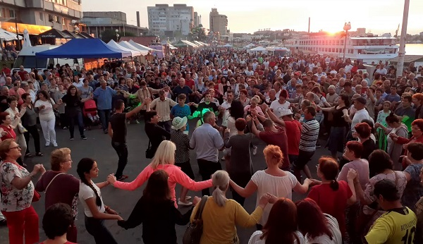 Festivalul berii la Tulcea
